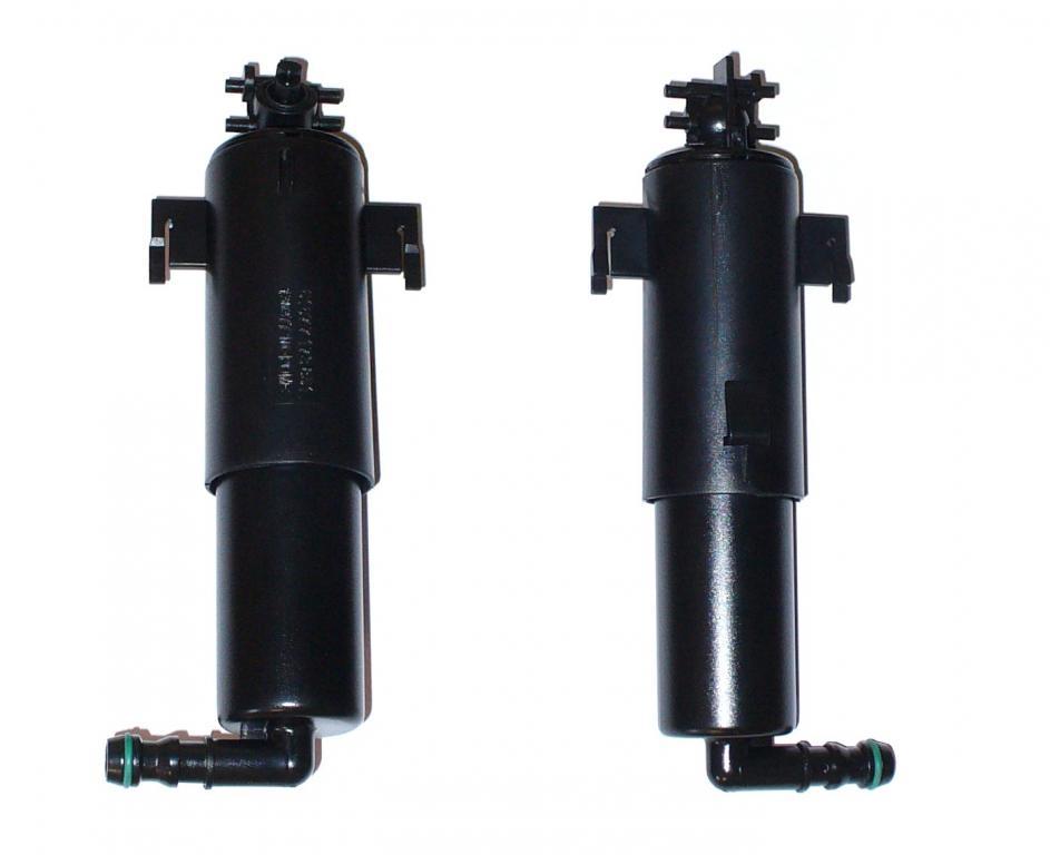 система очистки фары насадка слева bmw 3 e90 e91