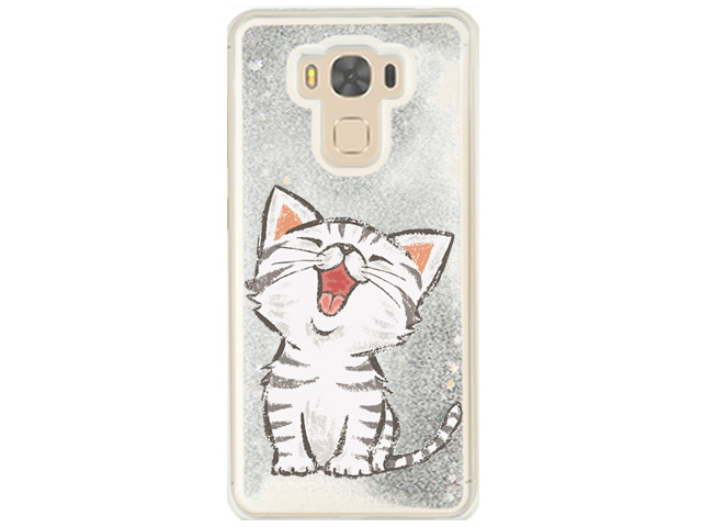 Etui Brokat na Asus Zenfone 3 Max ZC553KL Glitter