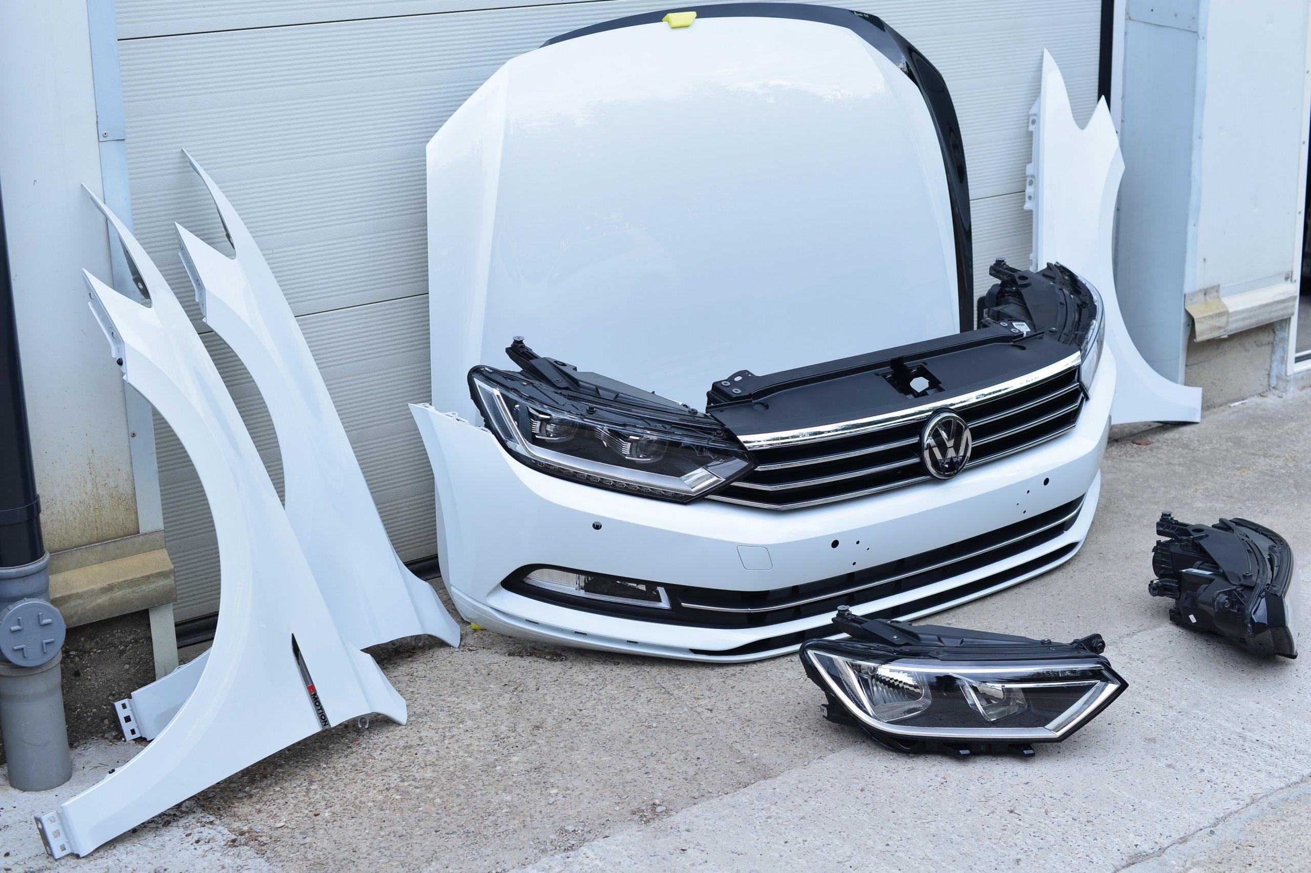 [КАПОТ ZDERZAK КРЫЛО REFLEKTOR PAS VW PASSAT B8 из Польши]изображение 1
