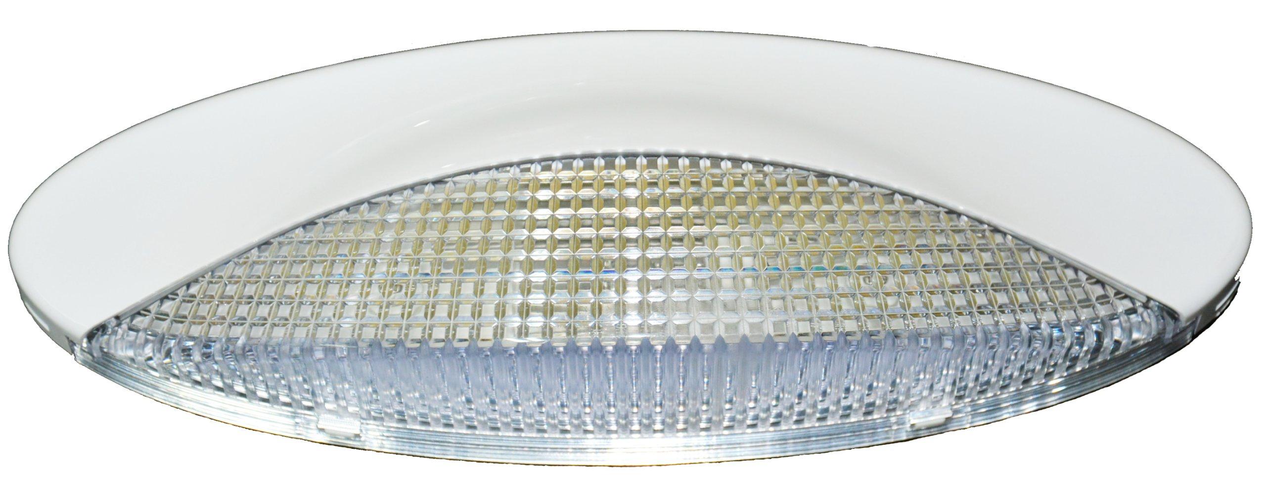 Lampka Oświetlenie Zewnętrzne Przedsionka Wave Led