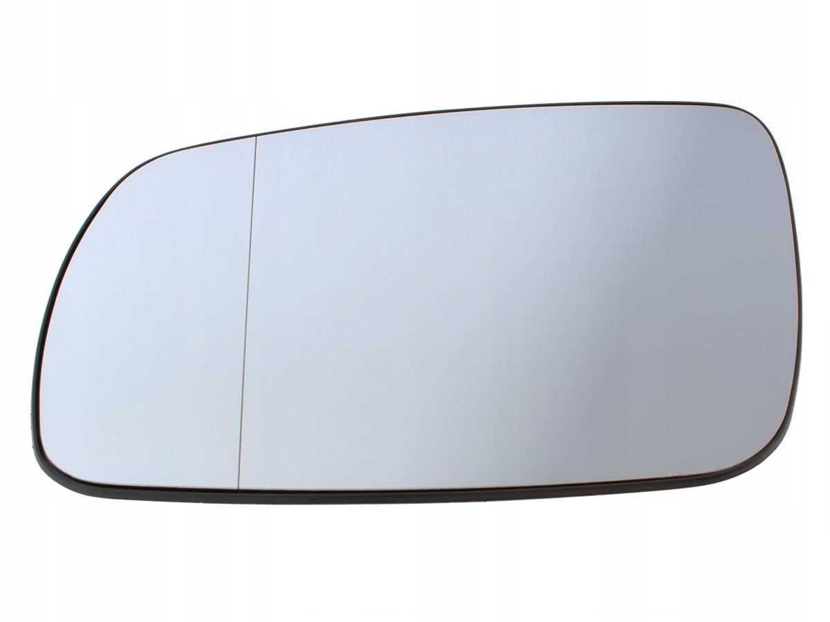 вклад зеркала с подогревом левый к skoda fabia i 99-