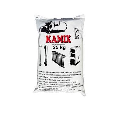 KAMIX 25 kg odvápnenie zariadení a inštalácií