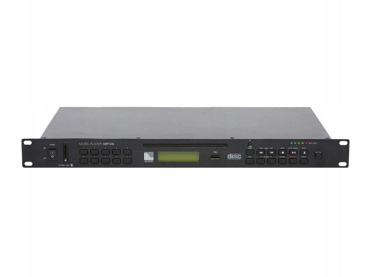 Item AMC MP 05 - CD/USB/SD