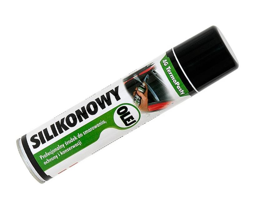 Silikónový olej 300ml olivový sprej na bežecký pás