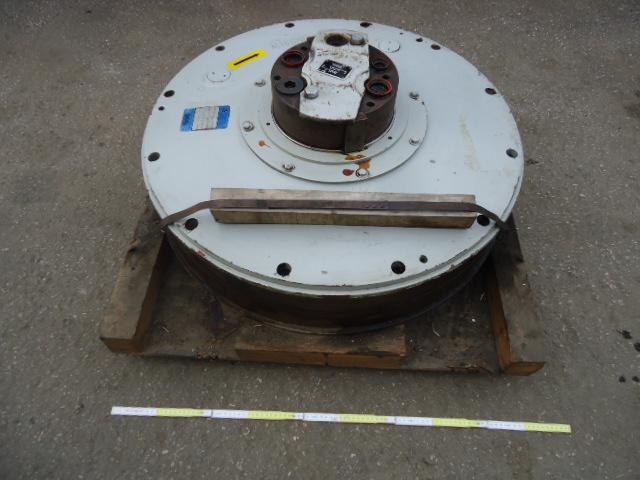Hydraulický motor HaagGlunds HD62. Poznámka F / V
