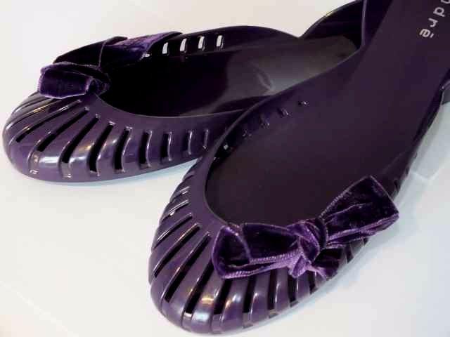 Włoskie baleriny meliski sylikon silikon guma 40