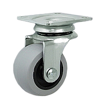 FI 30 Nábytok Kruhové kolesá pre nábytkové koleso