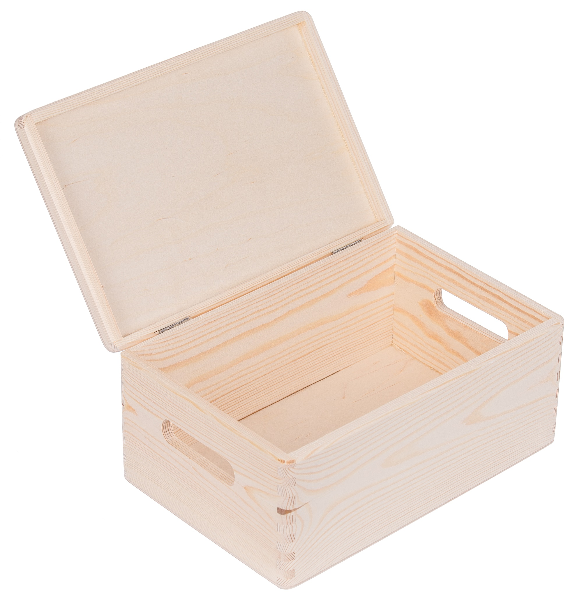 Case Box Box Kontajner Decoupage 30x20