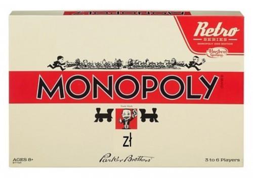 1935 MONOPOL Ročníka, Doskové hry, stratégia 8+