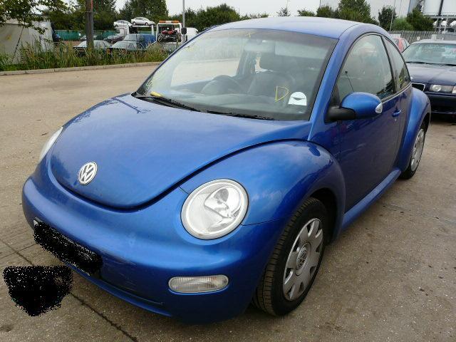 Volkswagen VW New BEETLE...