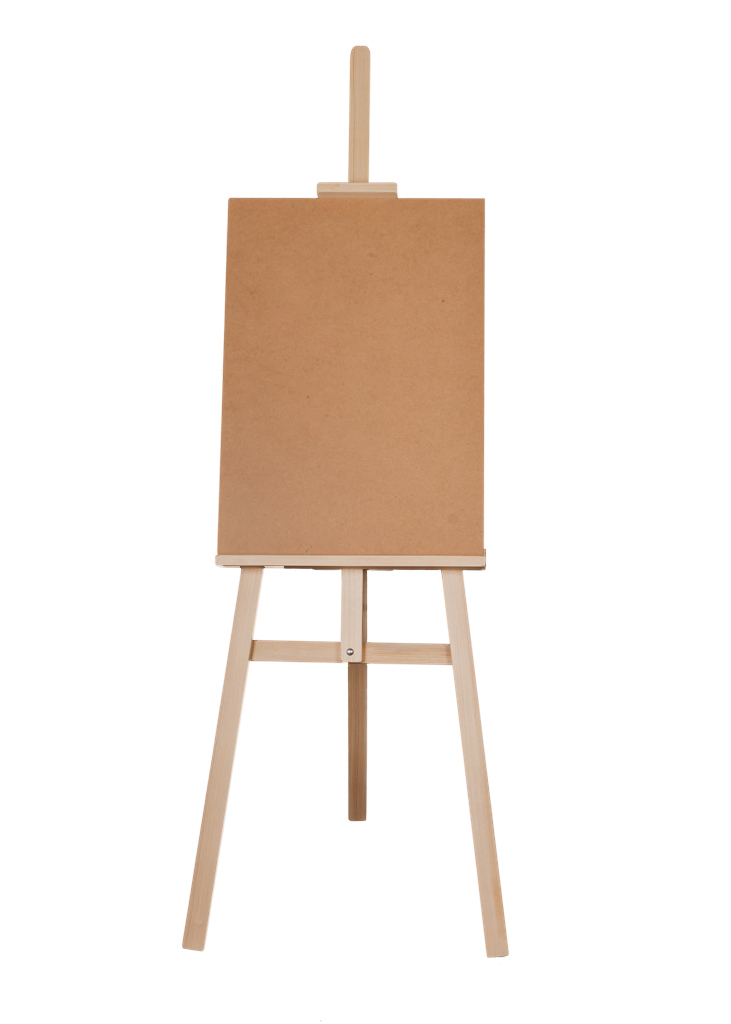 Item EASEL 175cm+to the drawing Board to 50x70 SOLID MANUFACTURER