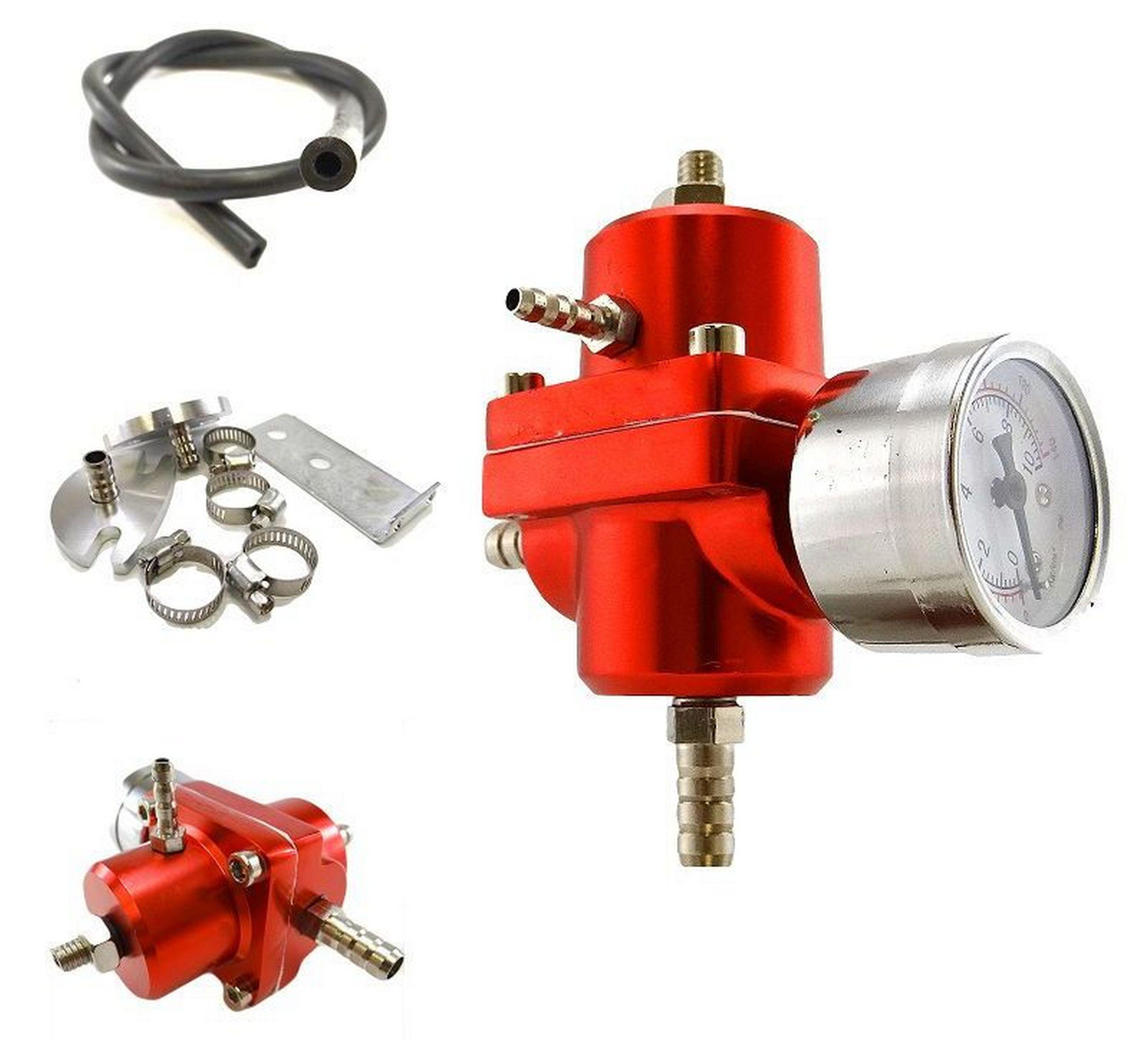регулятор давления топлива универсальный 0-10 бар
