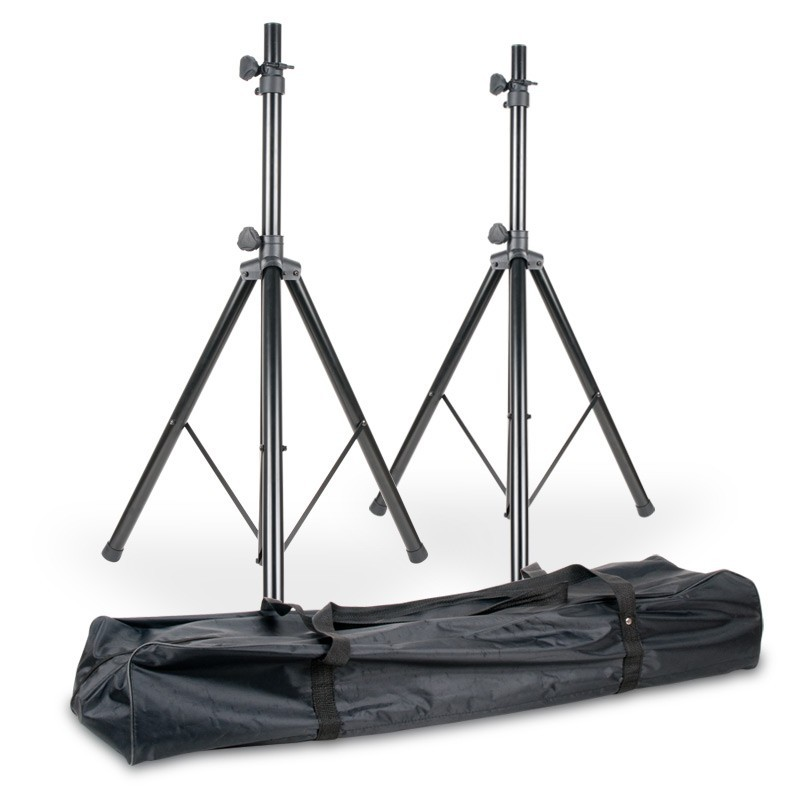 Adjspx2b 2x stĺpec statív 36kg + taška
