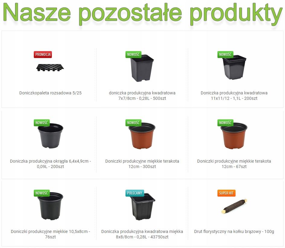 Doniczka Produkcyjna Szkółkarska 4230 30l