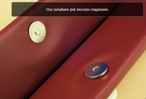 Portfel na gotowe przypony 25 cm Jaxon AK-DR910 Marka Jaxon