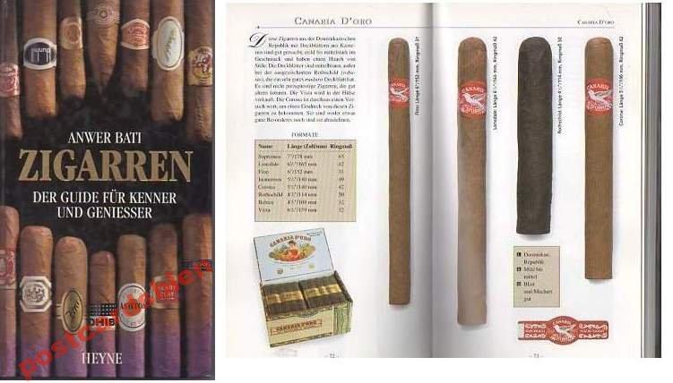 18008 Сигары. Учебник для любителей (ин.нем)