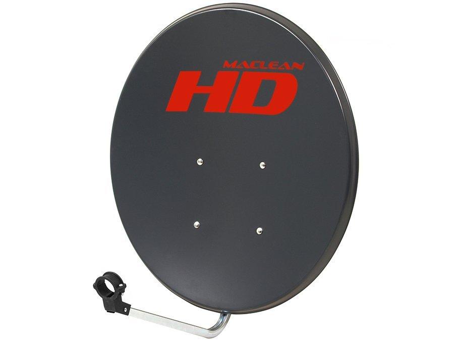 антенна чаша ТВ спутниковая связь m ТВ 65 см графит hd