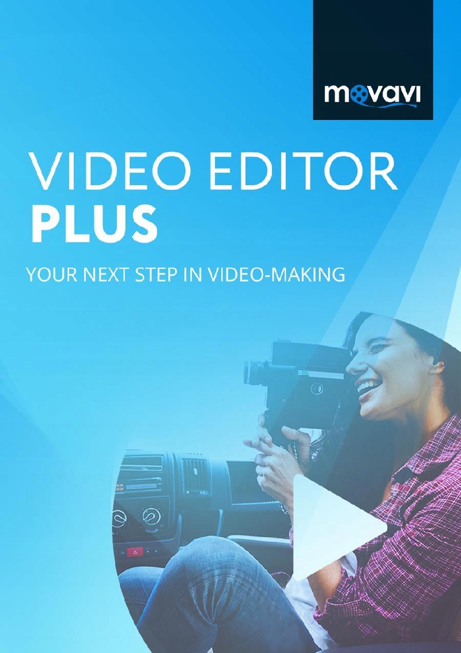 Купить Movavi Video Editor Plus 2020 - некоммерческая на Otpravka - цены и фото - доставка из Польши и стран Европы в Украину.