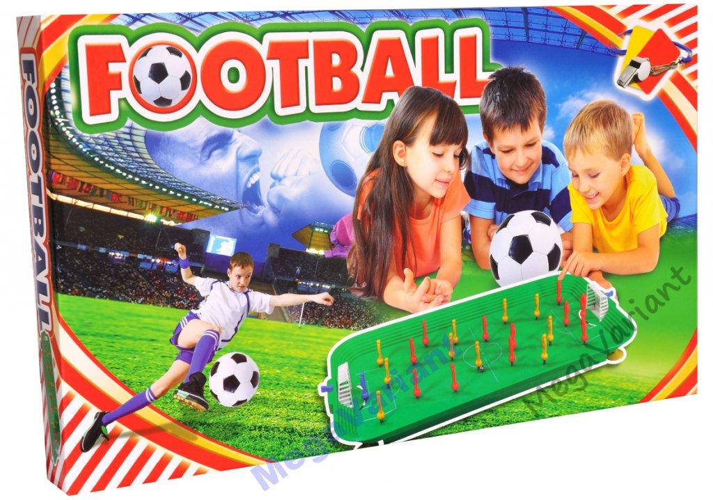 Hra Veľký stôl Tabuľka Futbalisti Poľský produkt