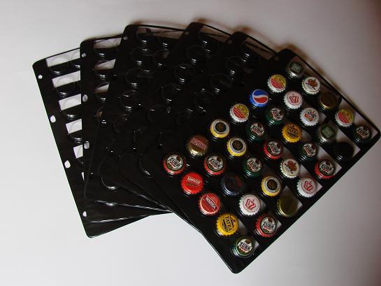 Stránky na Kapsle z piva 35 Sztk Hit! Propagácia!