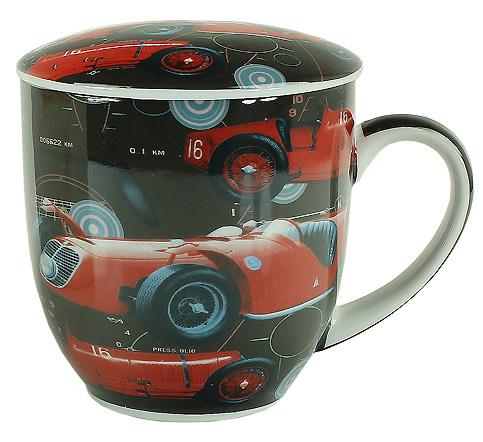 0,4 l hrnček s infúziou Sitek Ferrari Tea
