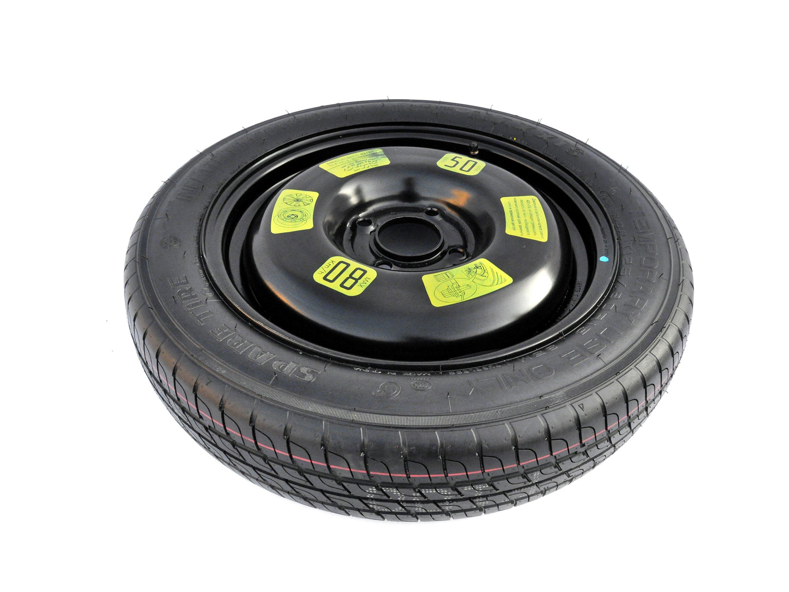 колесо докатка 125/80/15 4x108 citroen peugeot