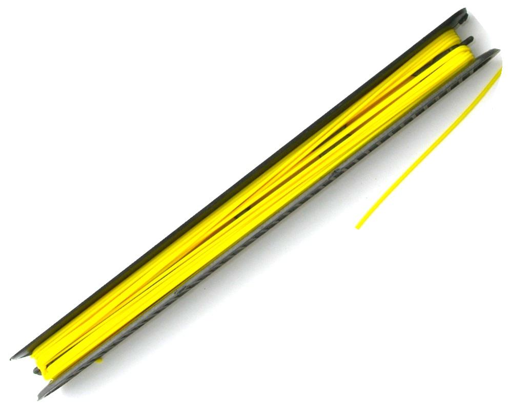Tlmič gumených pruhov pre rolu / bata 0,98 mm / 5,5 m