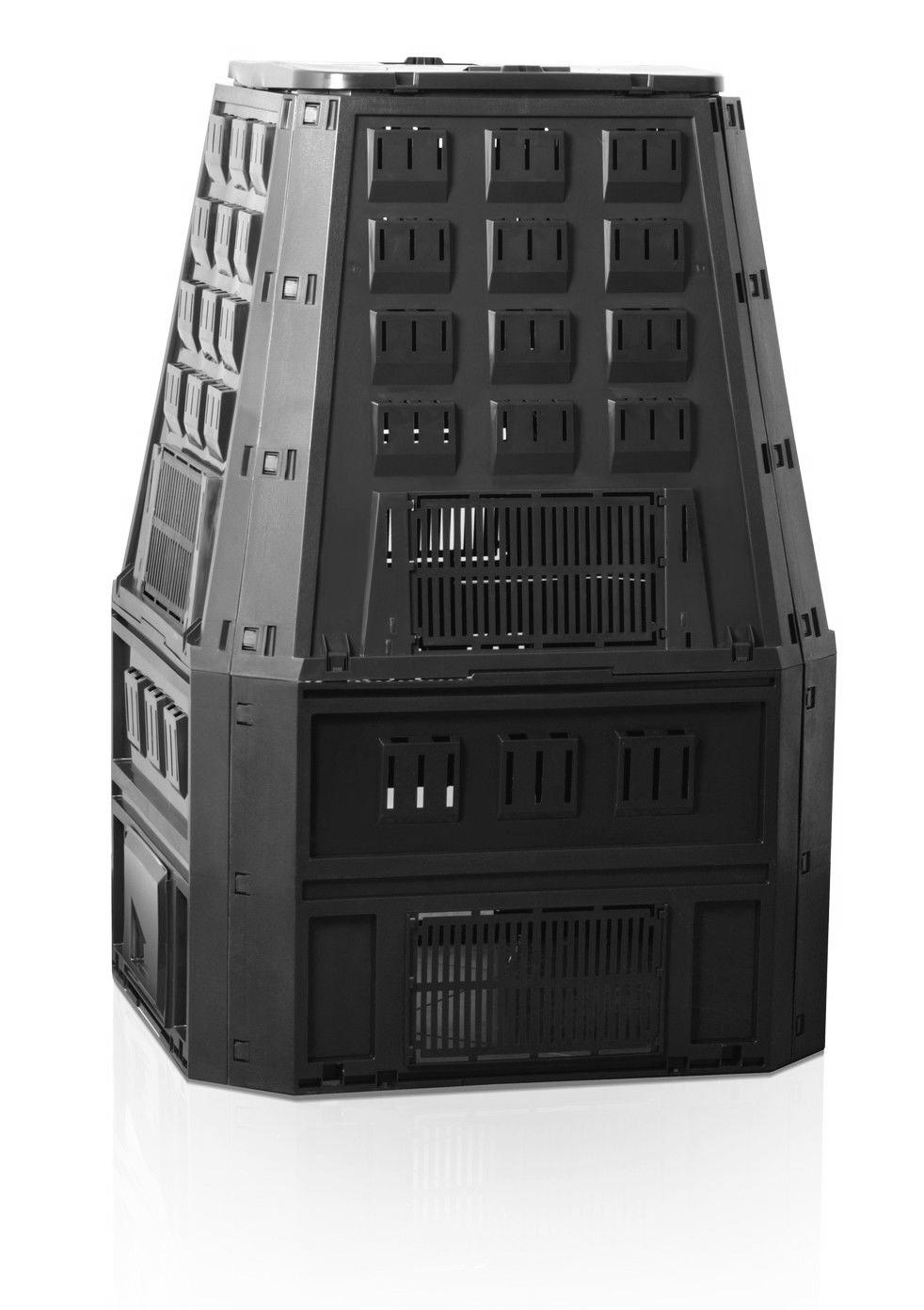Composter 800L Black - Vylepšený model - 2014