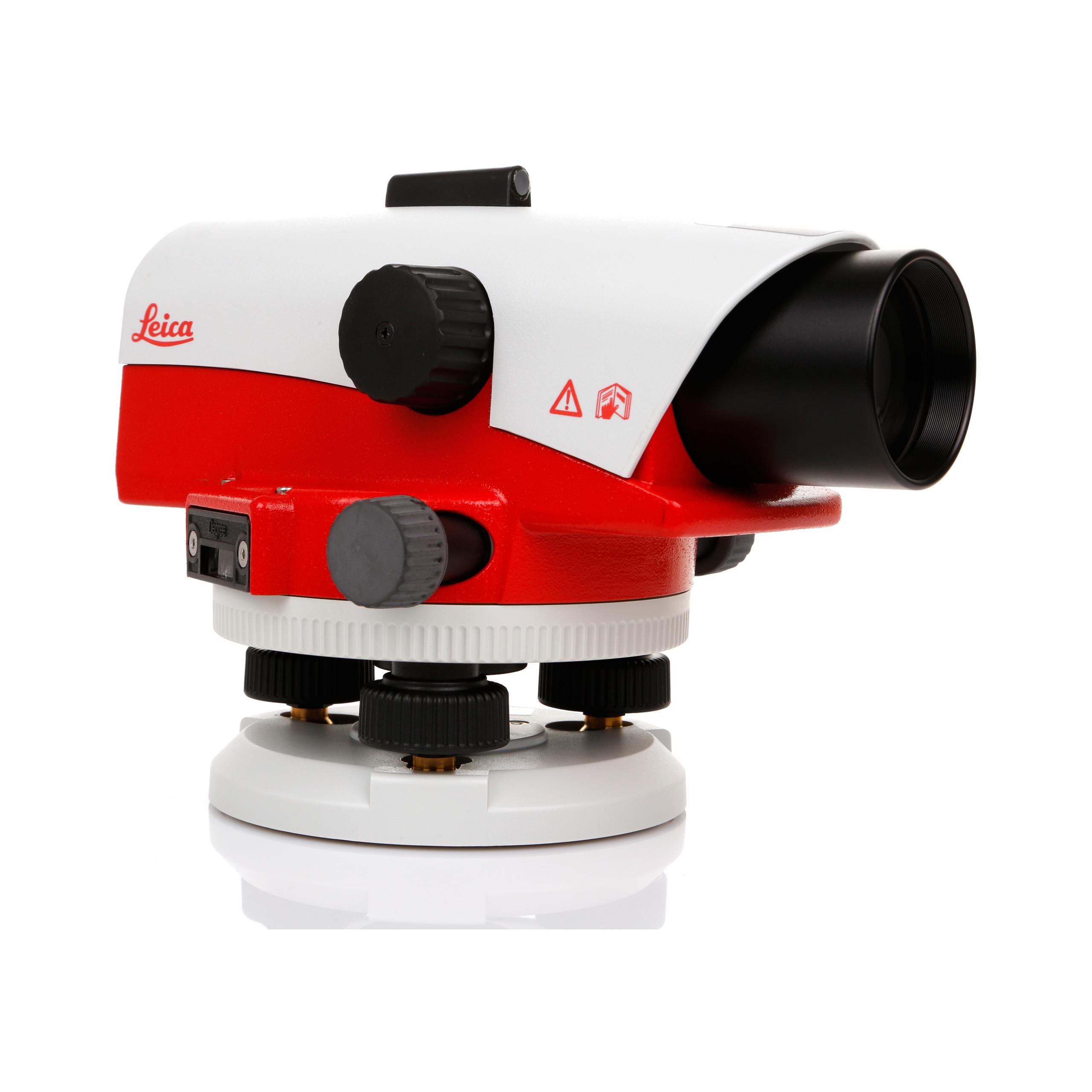 Leica optické vyrovnanie pri 730 pevných a odolných voči