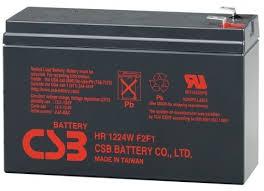 Купить Акция-Гелевый аккумулятор CSB HR1224W F2 12V 6Ah на Otpravka - цены и фото - доставка из Польши и стран Европы в Украину.