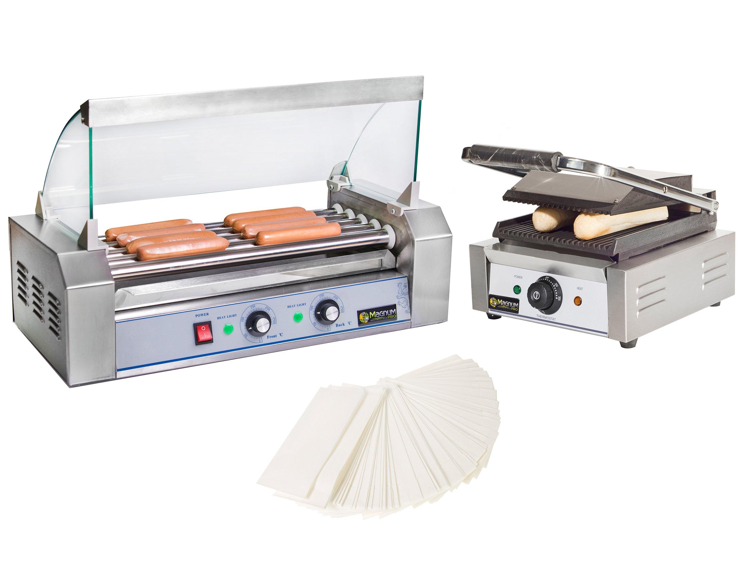 Hot-Docy Kit kúrenie + BBQ + kabelky!