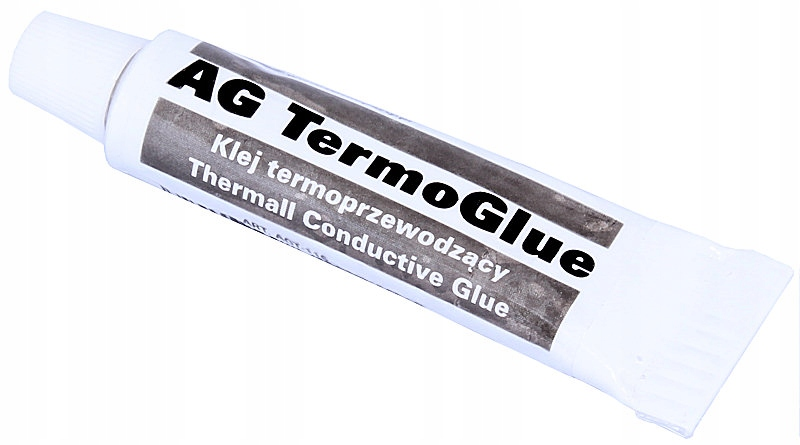 Клей Termoprzewodzący AG Termoglue 10g