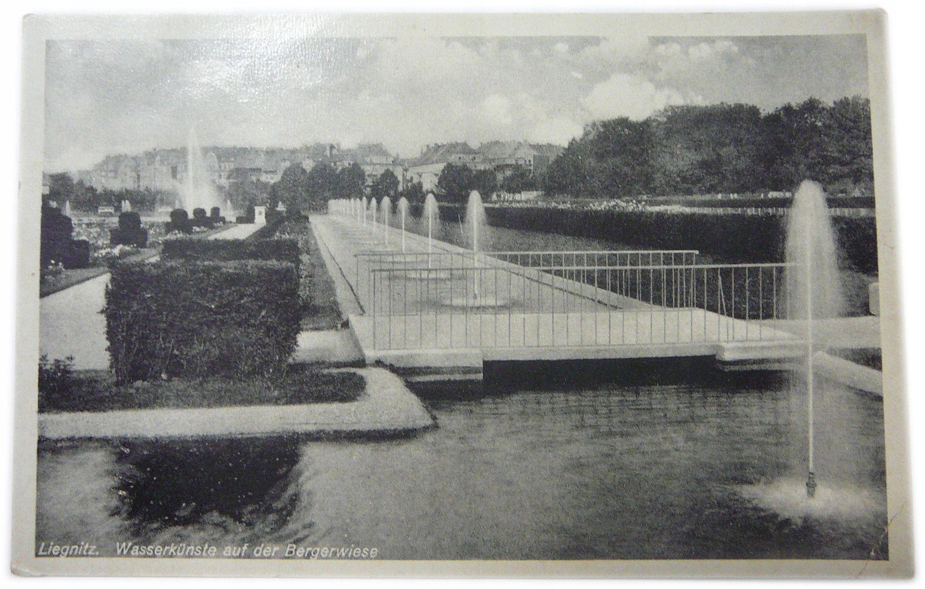 Liegnitz Legnica pohľadnice