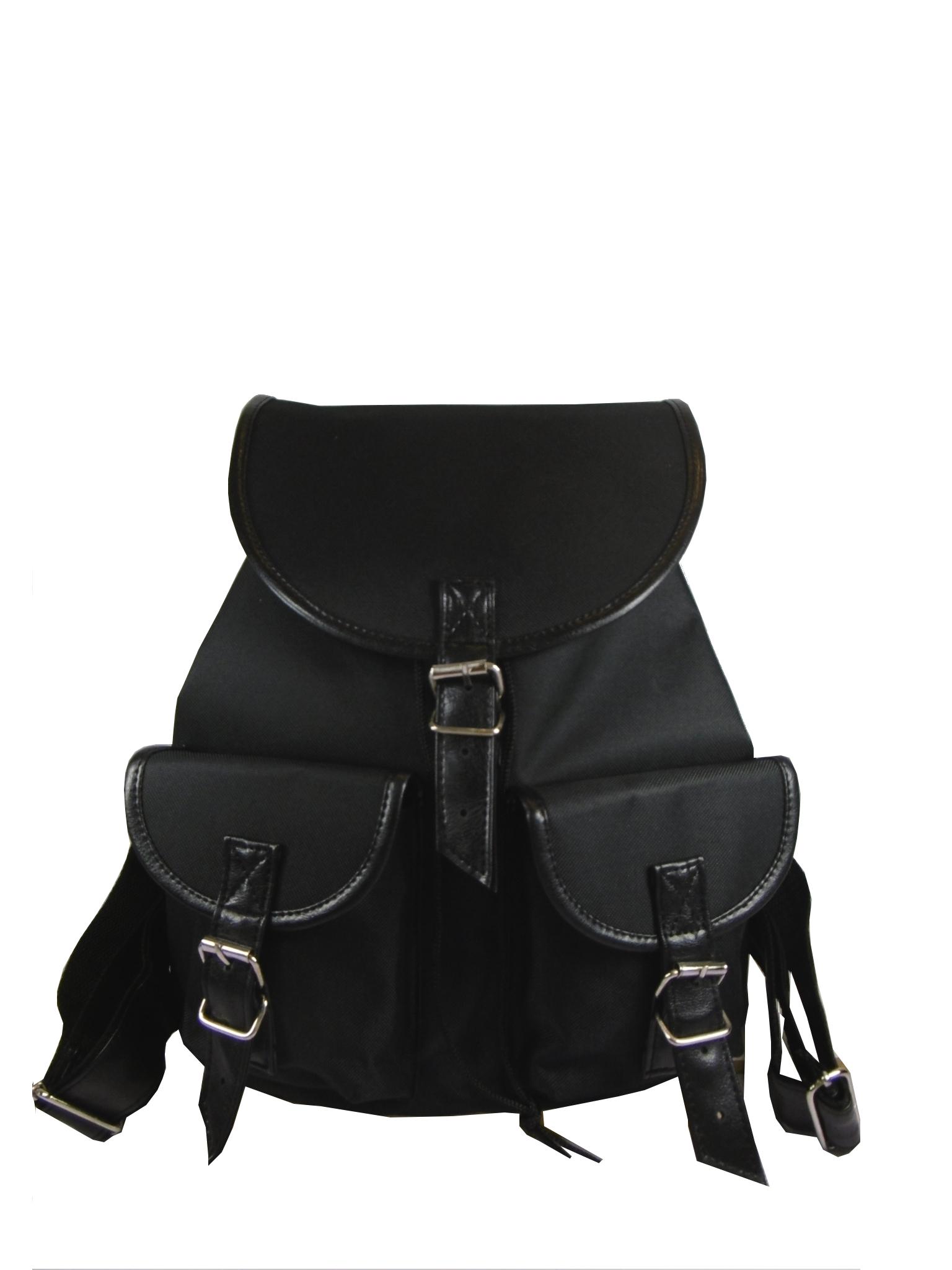 e1f2d1bb10b57 Plecak czarny Plecaki VINTAGE szkolny miejski A4 6747080883 - Allegro.pl