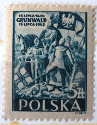 Fi 372 535 годовщина битвы под Грюнвальдом доставка товаров из Польши и Allegro на русском