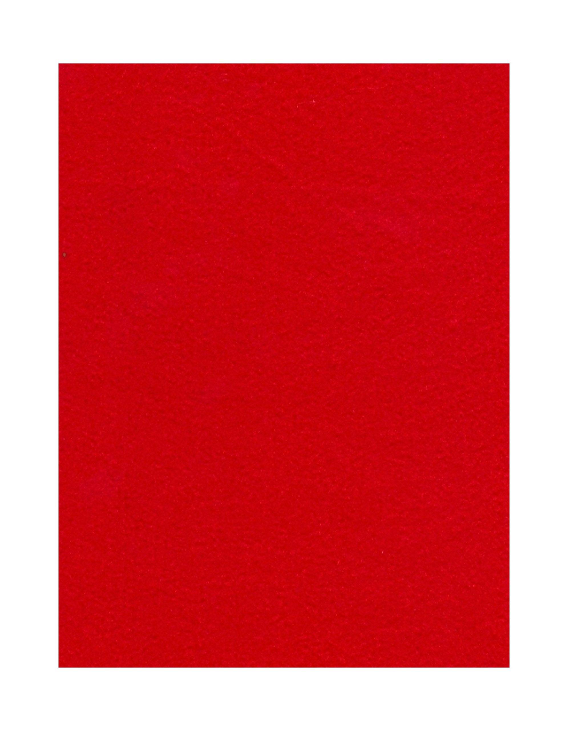 Купить Войлок декоративный 2мм лист 30x40 см, КРАСНЫЙ (44) на Otpravka - цены и фото - доставка из Польши и стран Европы в Украину.