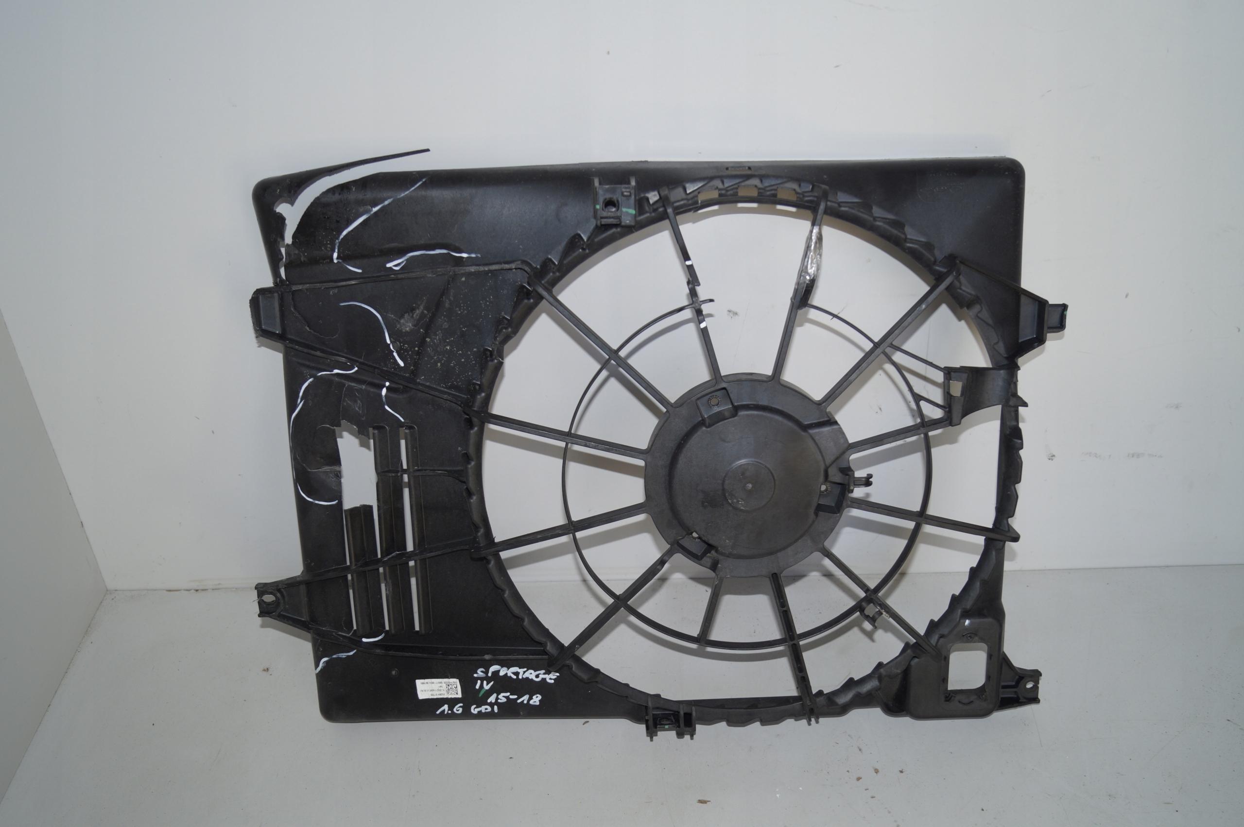 корпус вентилятора sportage iv 15-18r 16 b