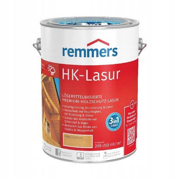 Remmers HK-Lasur Пропитка для древесины 5Л - ВАРШАВА