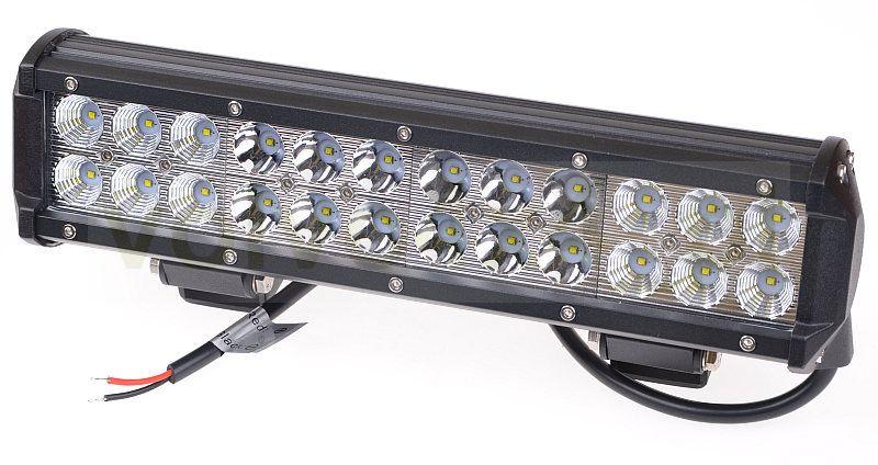 ЮБКА QUAD 72W LED CREE COMBO-MIX 24x 3 Вт для бездорожья