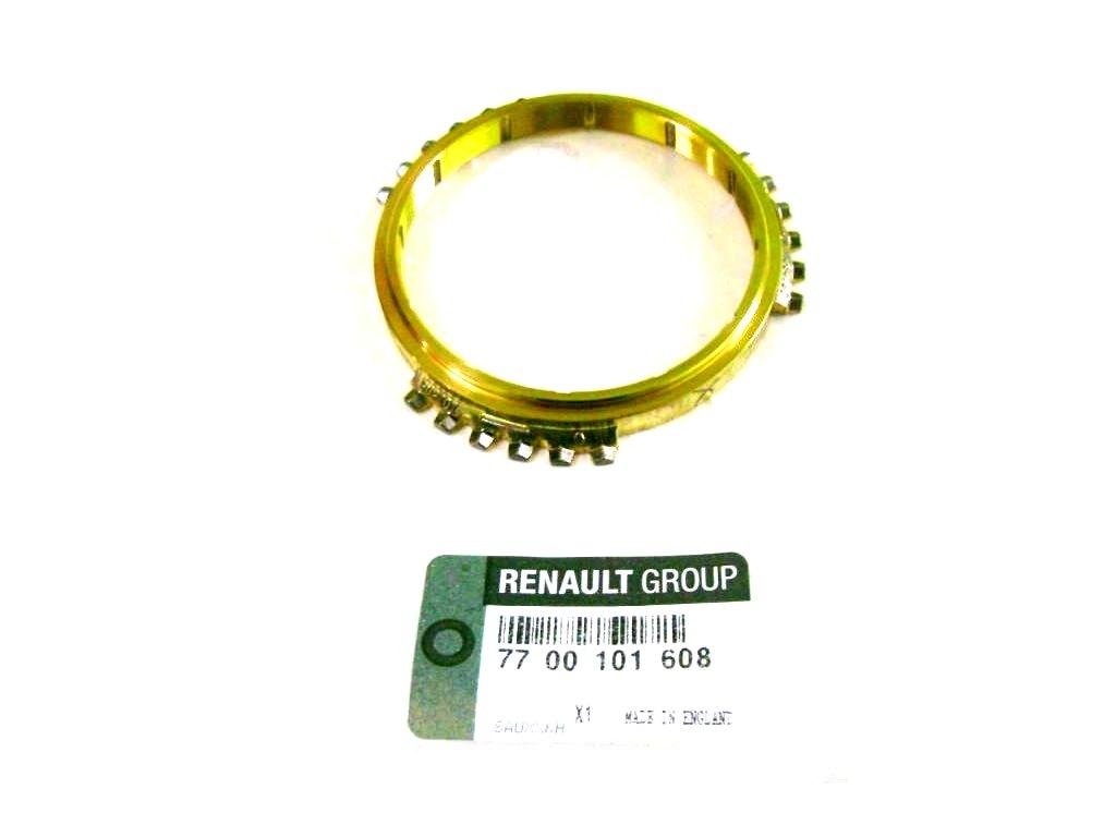 синхронизатор коробки pk5 pk6 pf1 pf6 renault ory