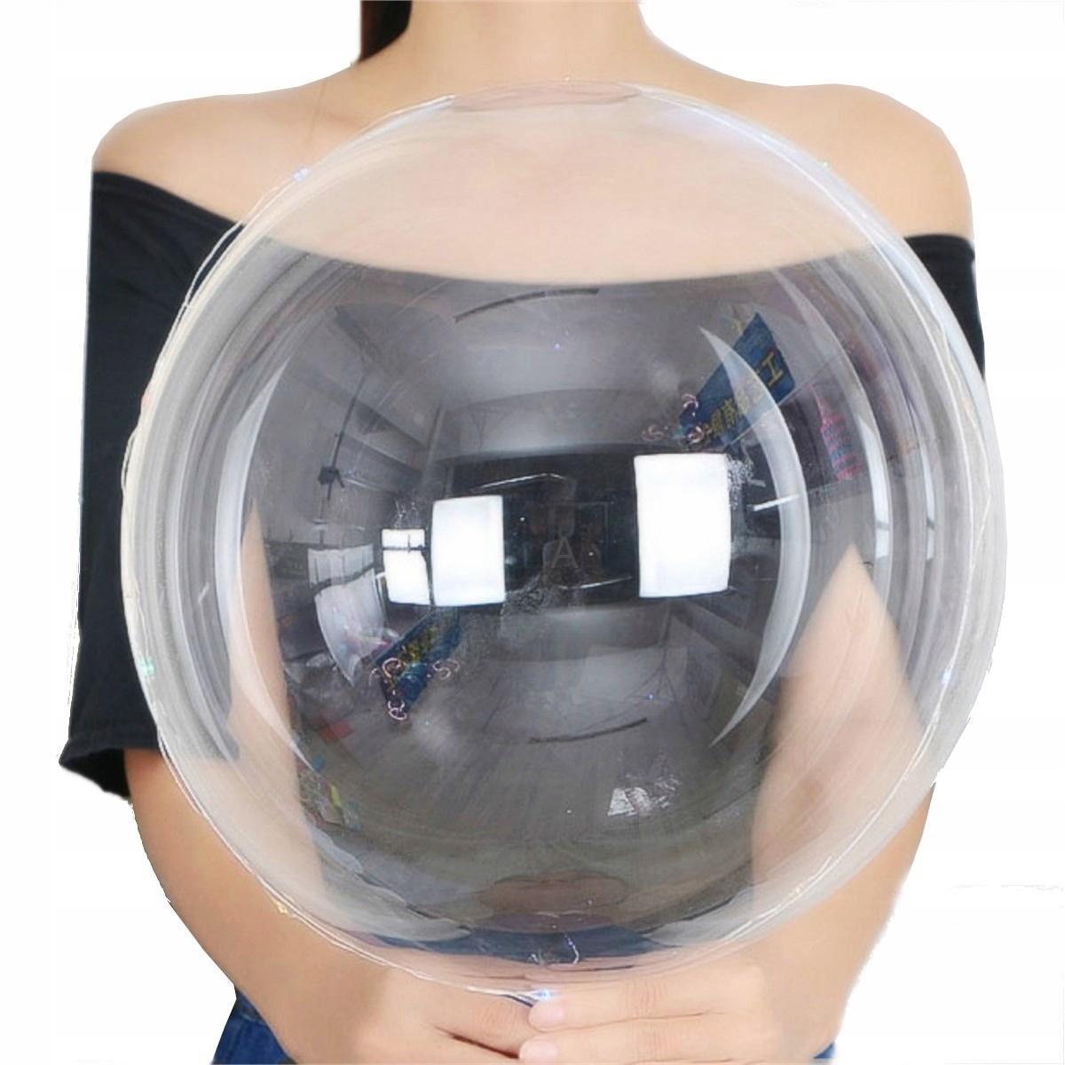 Krysztalowa шар прозрачный шар 45cm пленка