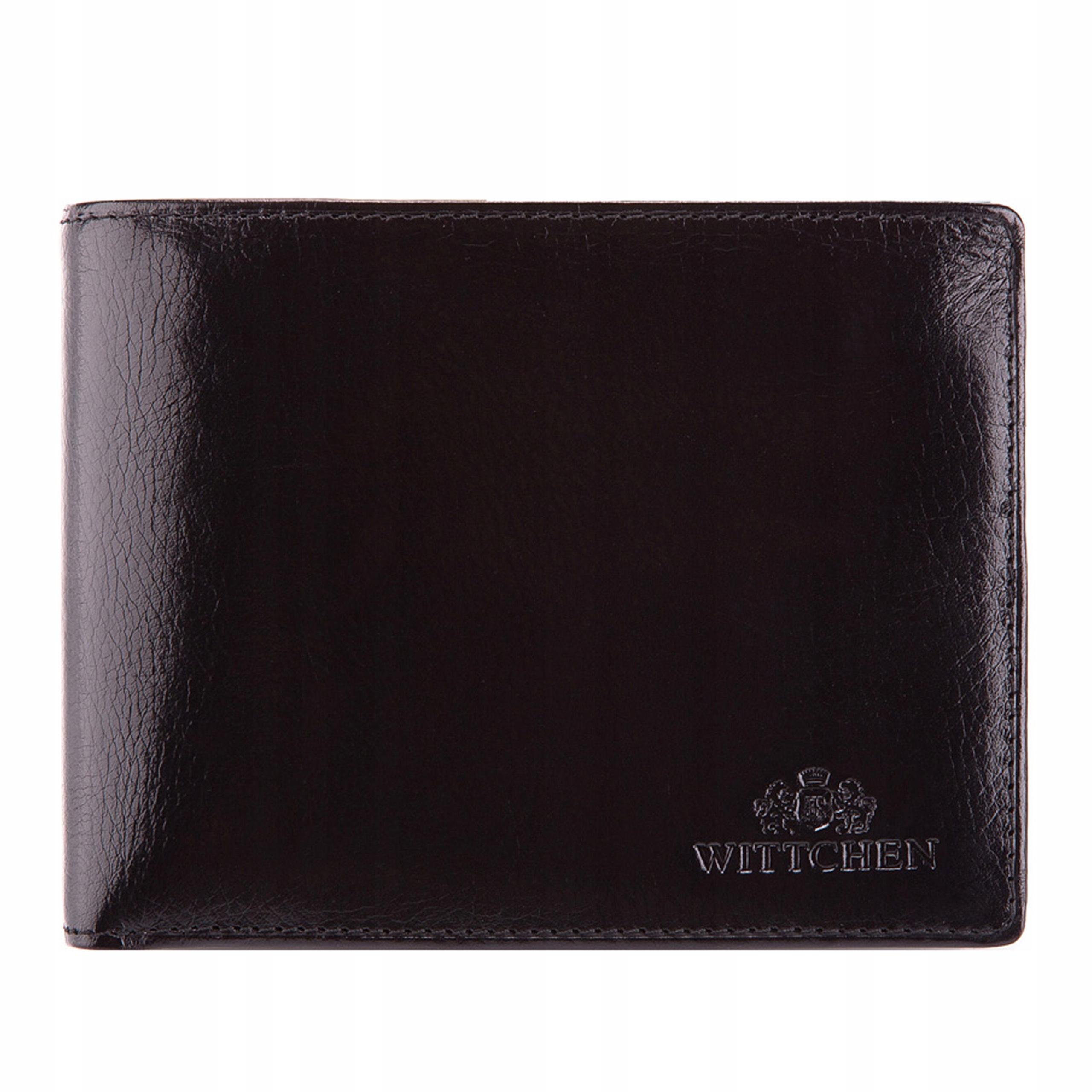 a1df783c1034f Portfel Wittchen męski Italy 21-1-039 średni skóra 7661186504 - Allegro.pl