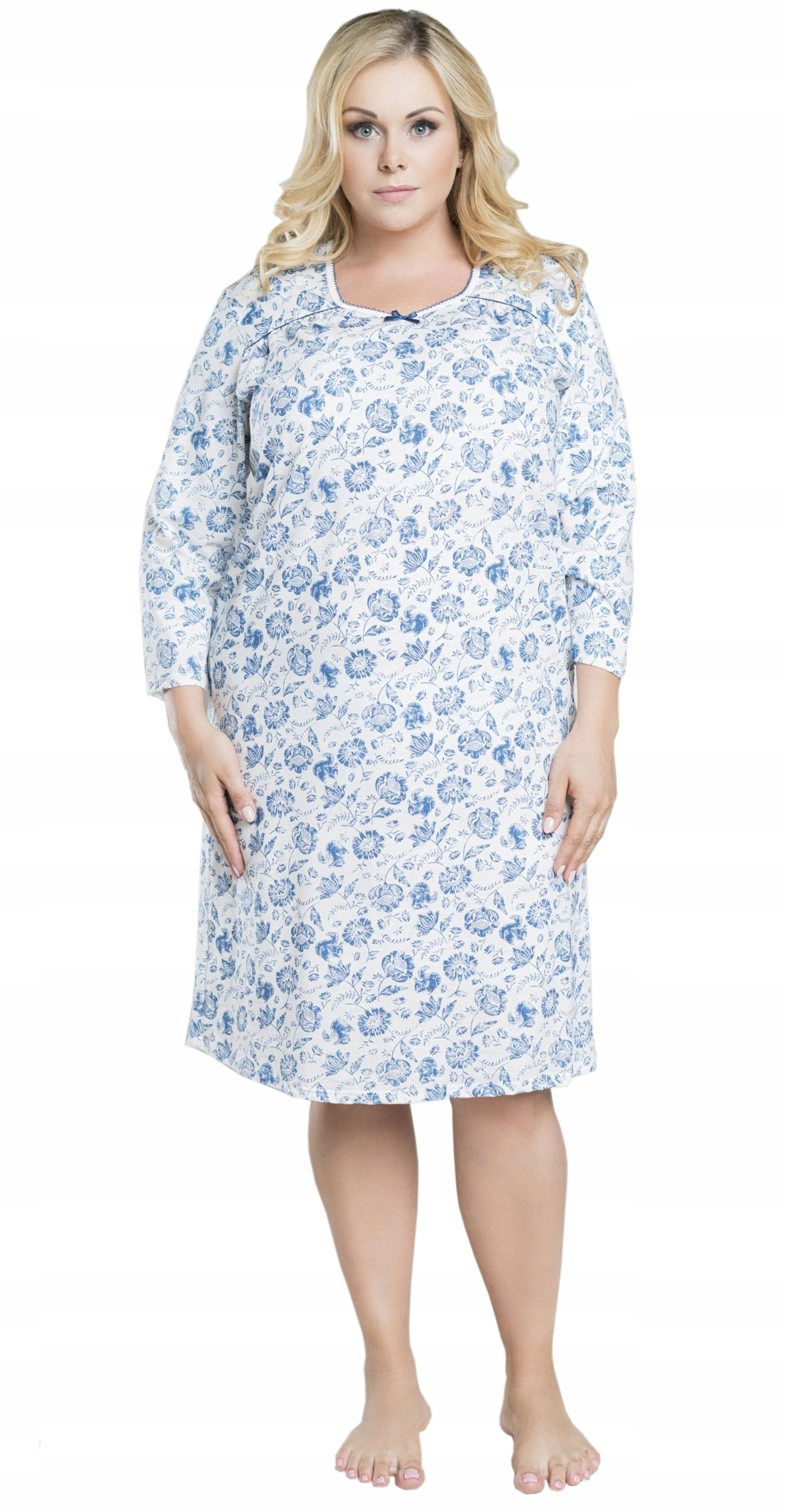 9dad061023ffe2 Italian Fashion Koszula nocna PALOMA XL 7579713618 - Allegro.pl