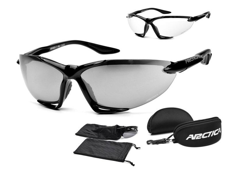 Arctica S-50 okuliare vymeniteľné revocie sklo +