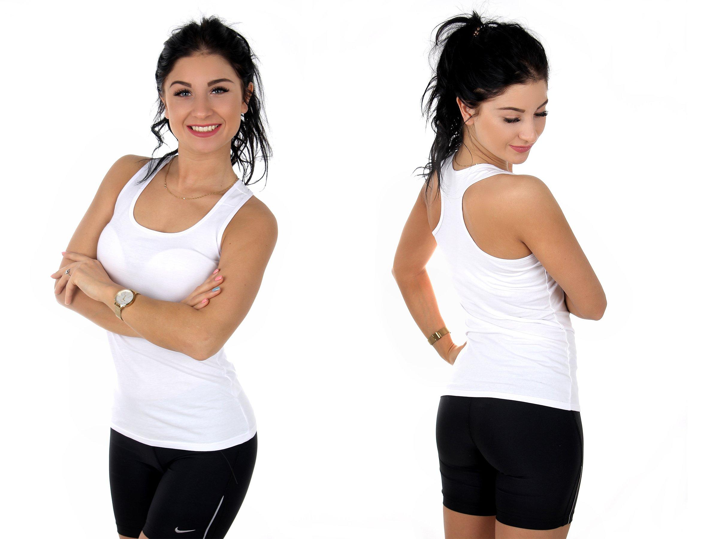 770e0a5899d35d Sportowa BOKSERKA DAMSKA fitness KOSZULKA bawełna 7413470102 - Allegro.pl - Więcej  niż aukcje.