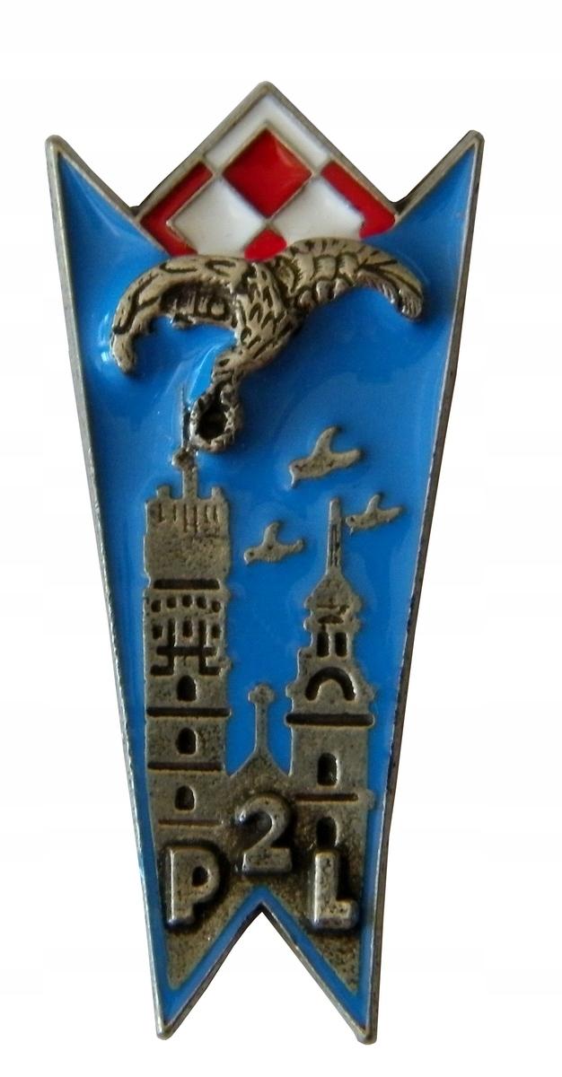 2 Letecký pluk v Krakove - odznak