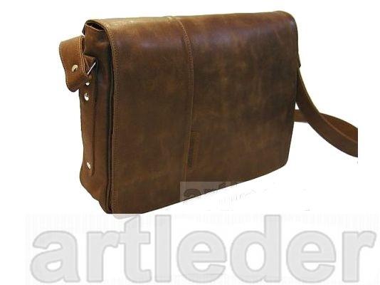 Kabelka Kožená retro taška. Výrobca