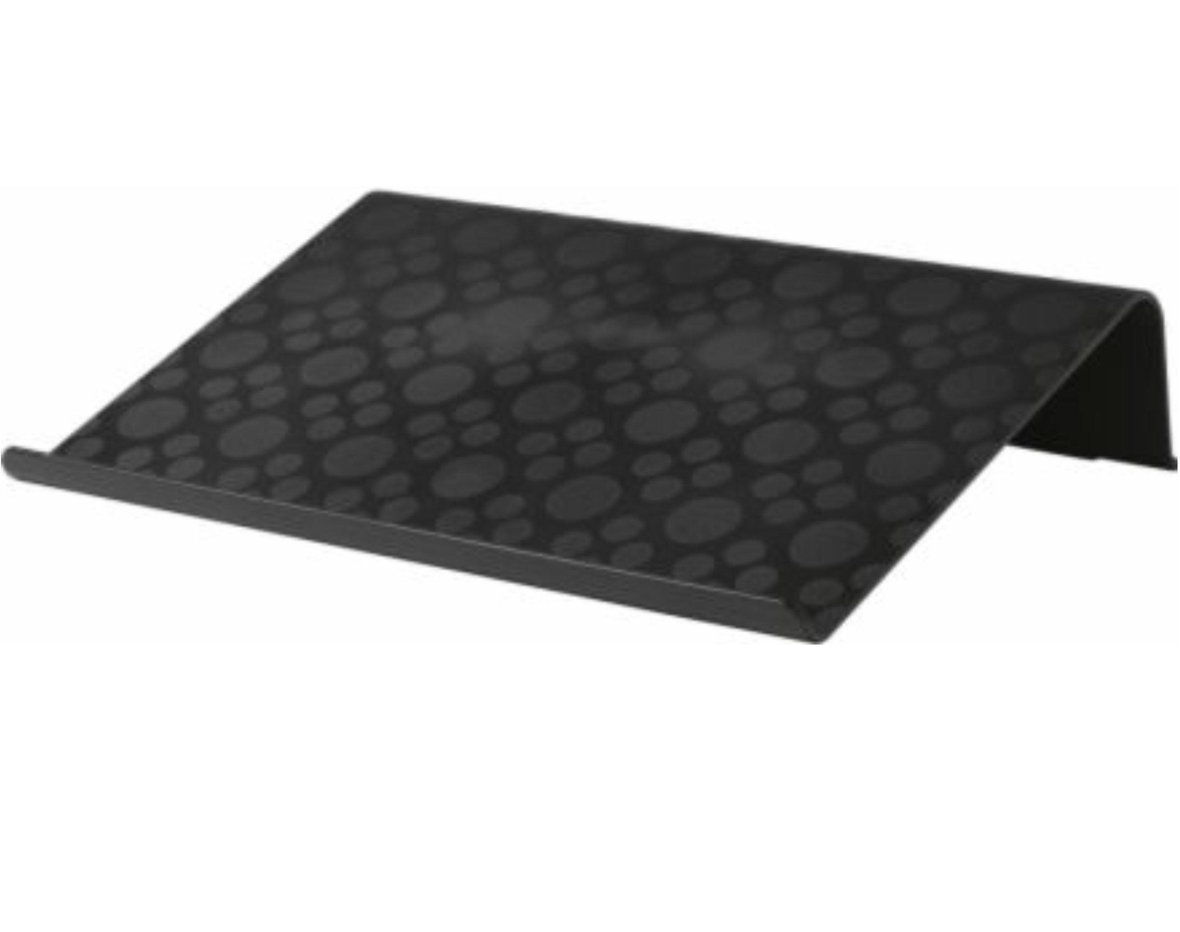 Ikea Brada Podstawa Pod Laptopa Podstawka Czarna