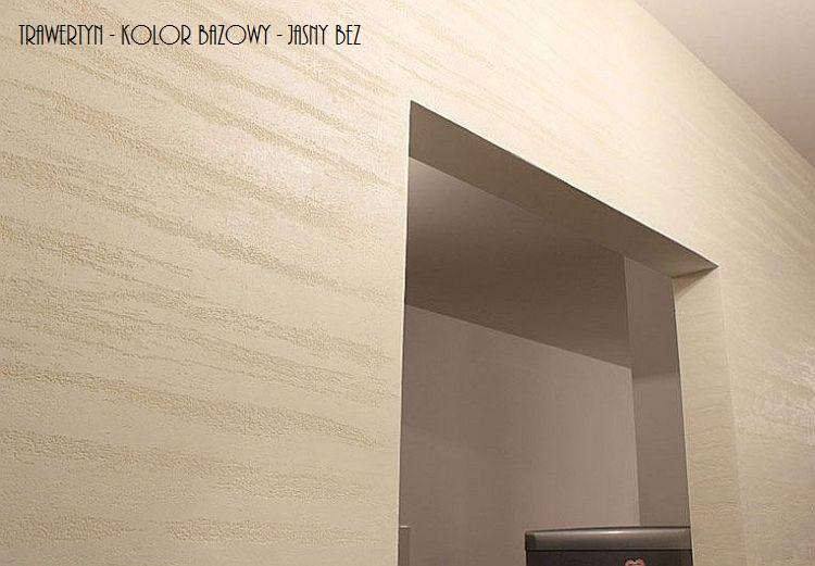 Tynk Trawertyn Wapienny Zestaw 10m2 Kolor 8x