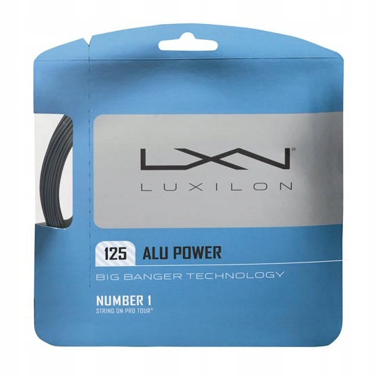 ТРОС для ТЕННИСА LUXILON ALU POWER 12м 1,25 мм